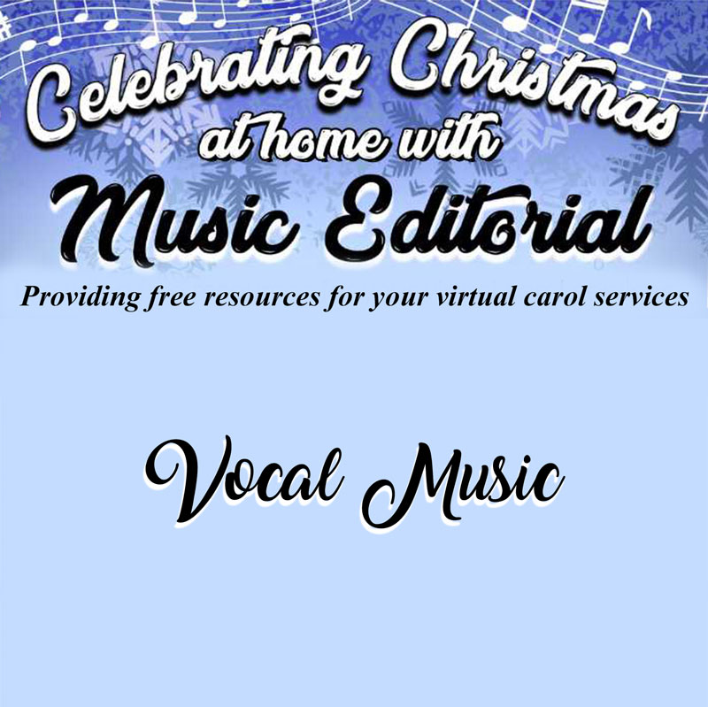 Celebrating Christmas at Home: Vocal Music - Download