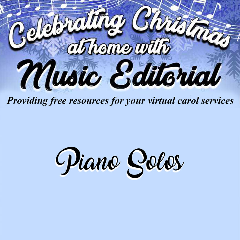 Celebrating Christmas at Home: Piano Solos - Download