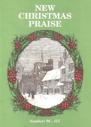 New Christmas Praise Song Book 96 - 115