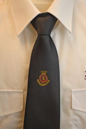 Tie Coloured Crest