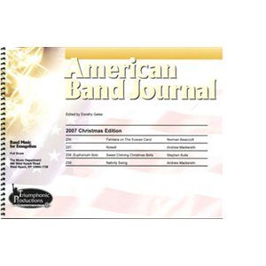 American Band Journal 59th Edition (Christmas 2007)
