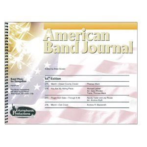 American Band Journal 64th Edition (Spring 2010)