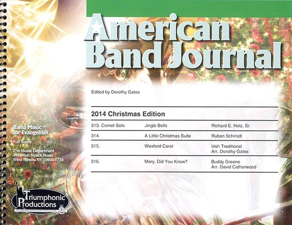 American Band Journal 73rd Edition (Christmas 2014)