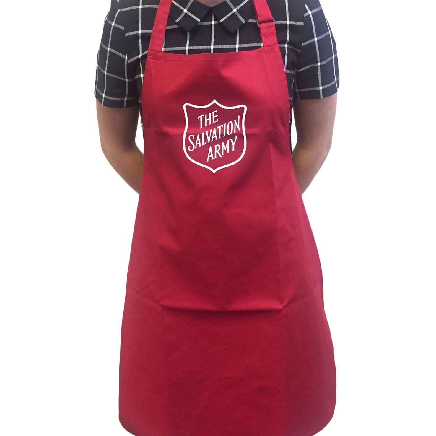 Apron with Shield