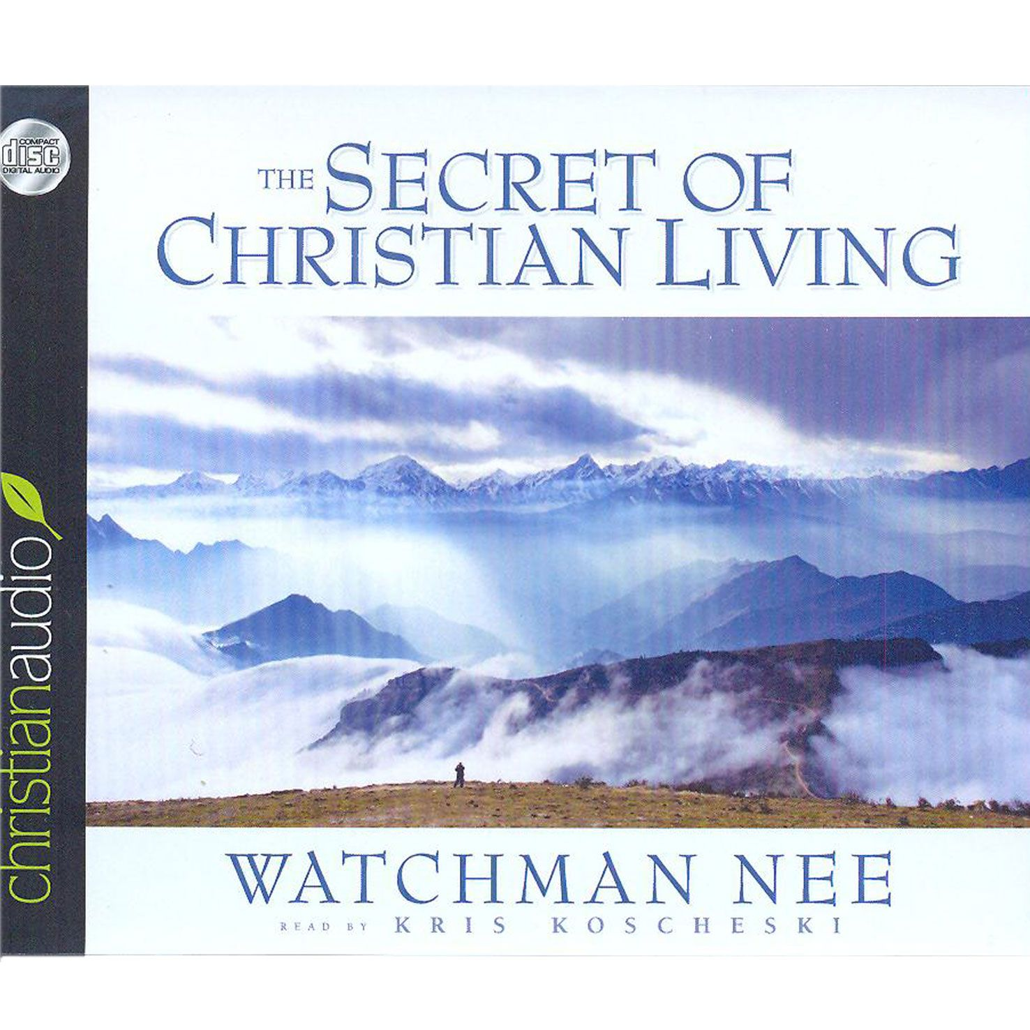 Audio Book - The Secret to Christian Living