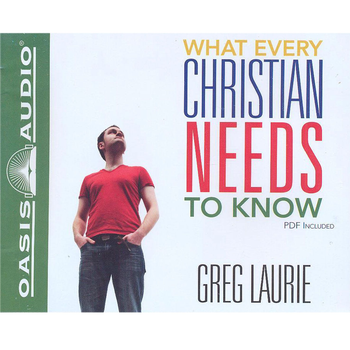 Audio Book - What Every Christian Needs to Know