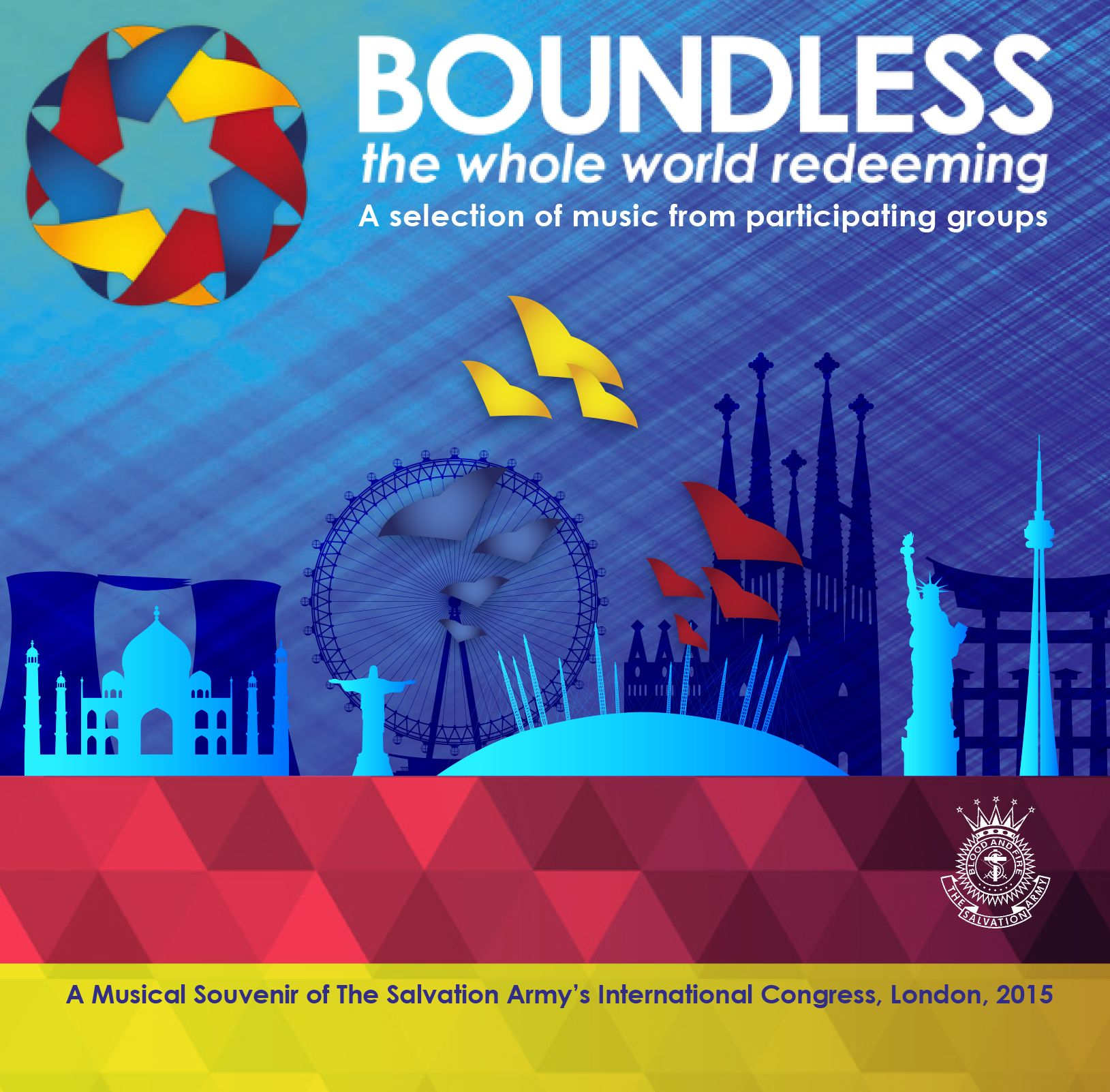 Boundless - Double CD