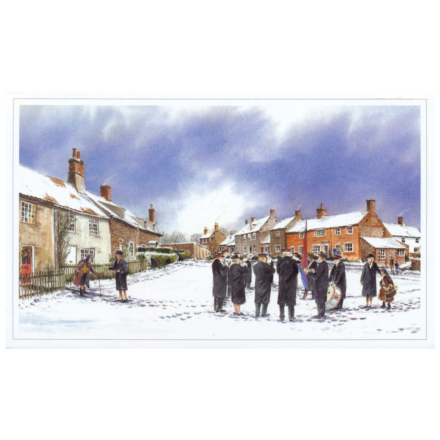 Christmas Morning - Pack of 8