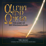 Alpha and Omega - The Music of Ray Steadman-Allen - CD