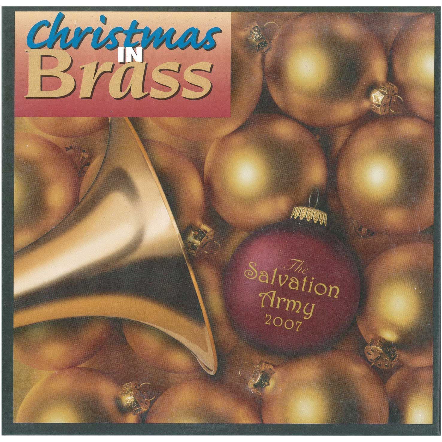 Christmas in Brass 2007