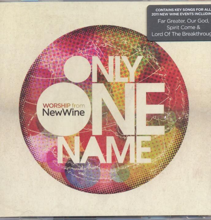 Only One Name - CD