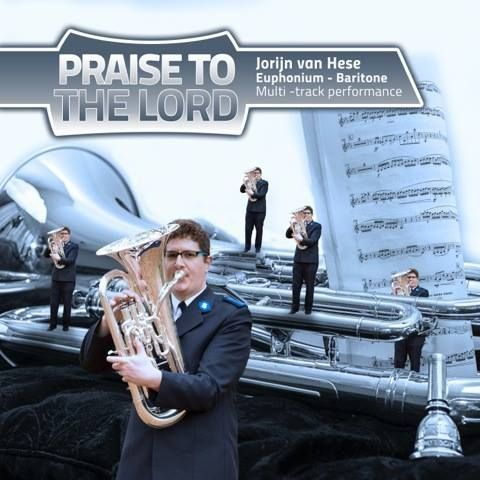 Praise to the Lord - CD