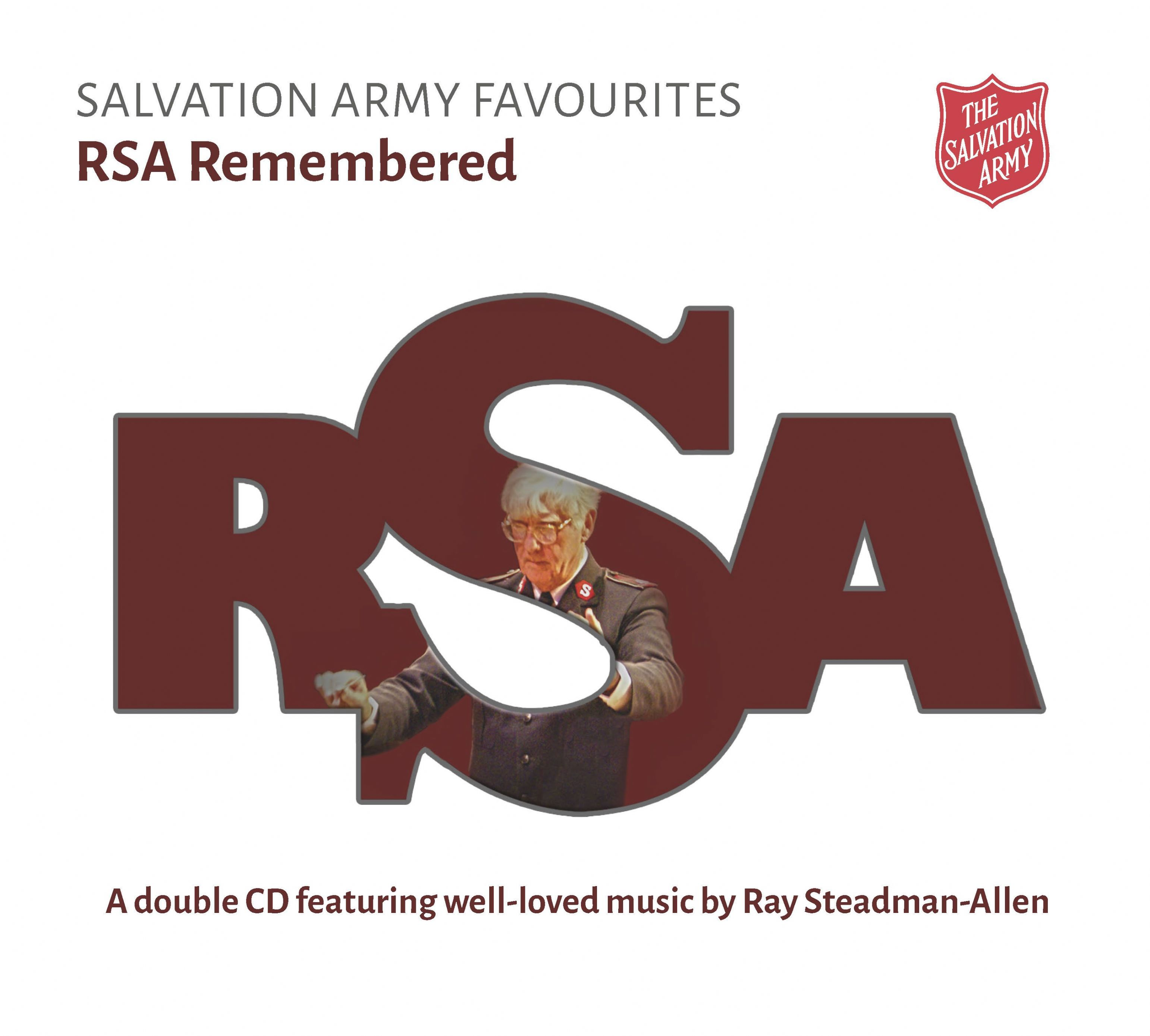 Salvation Army Favourites - RSA Remembered - Double CD