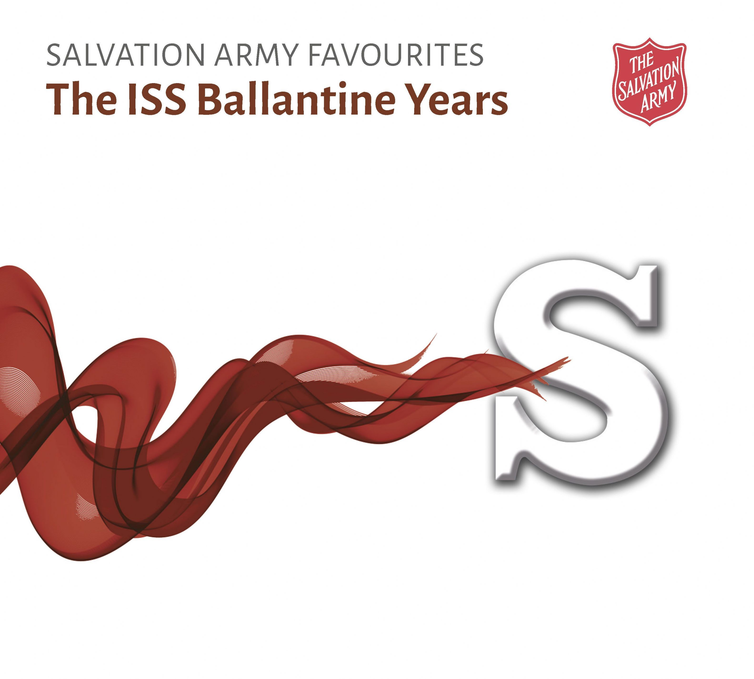 Salvation Army Favourites - The ISS Ballantine Years - CD