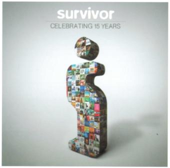 Survivor Celebrating 15 Years - CD