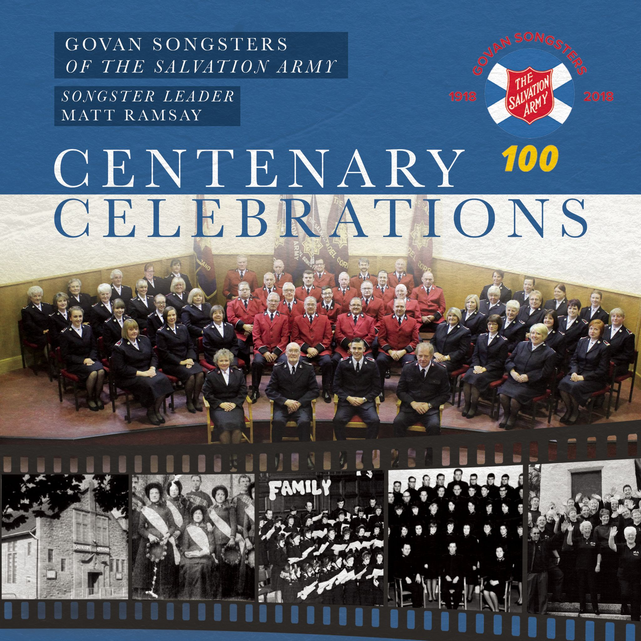 Centenary Celebrations - CD