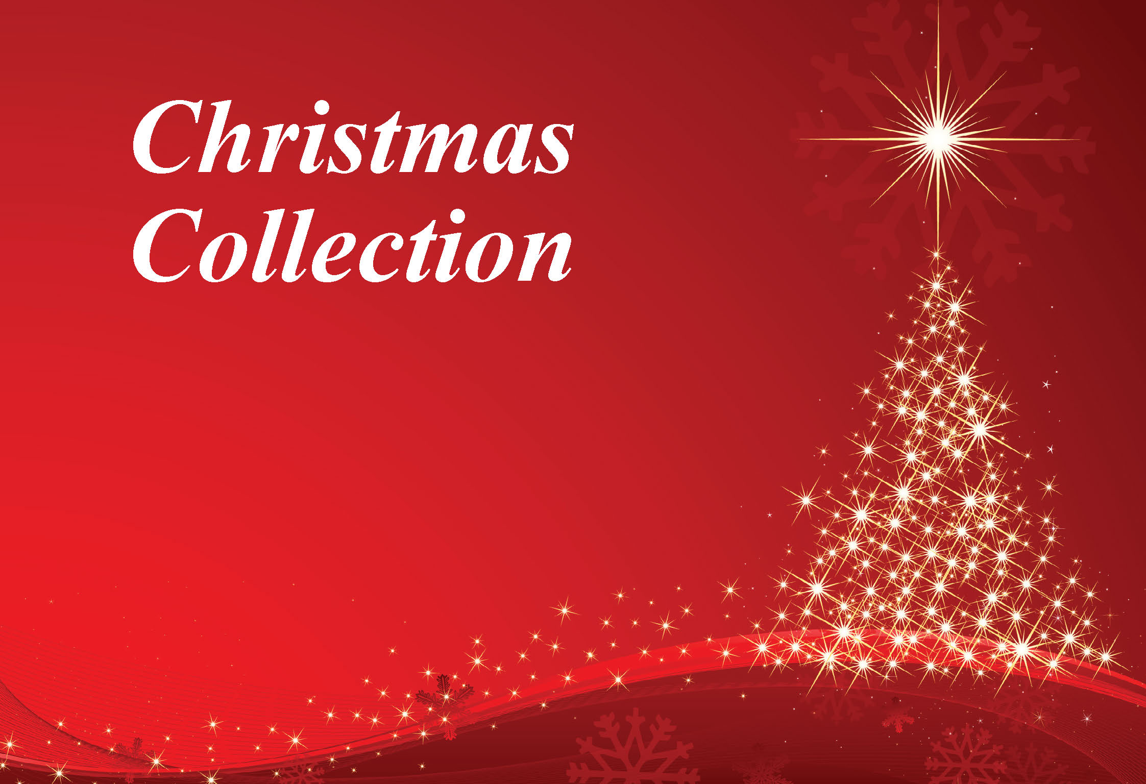 Christmas Collection - March Card Size