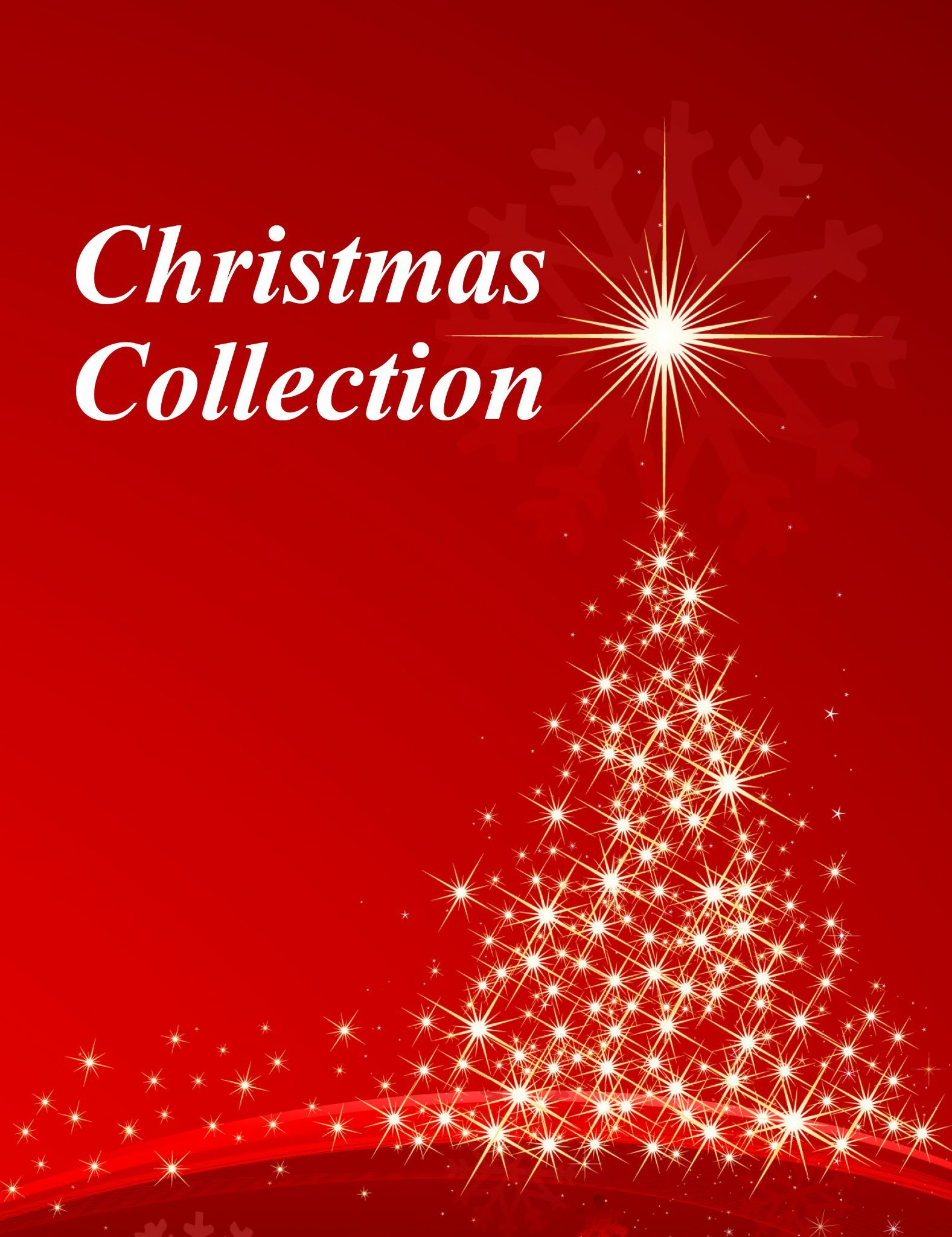 Christmas Collection - Words and music (piano)