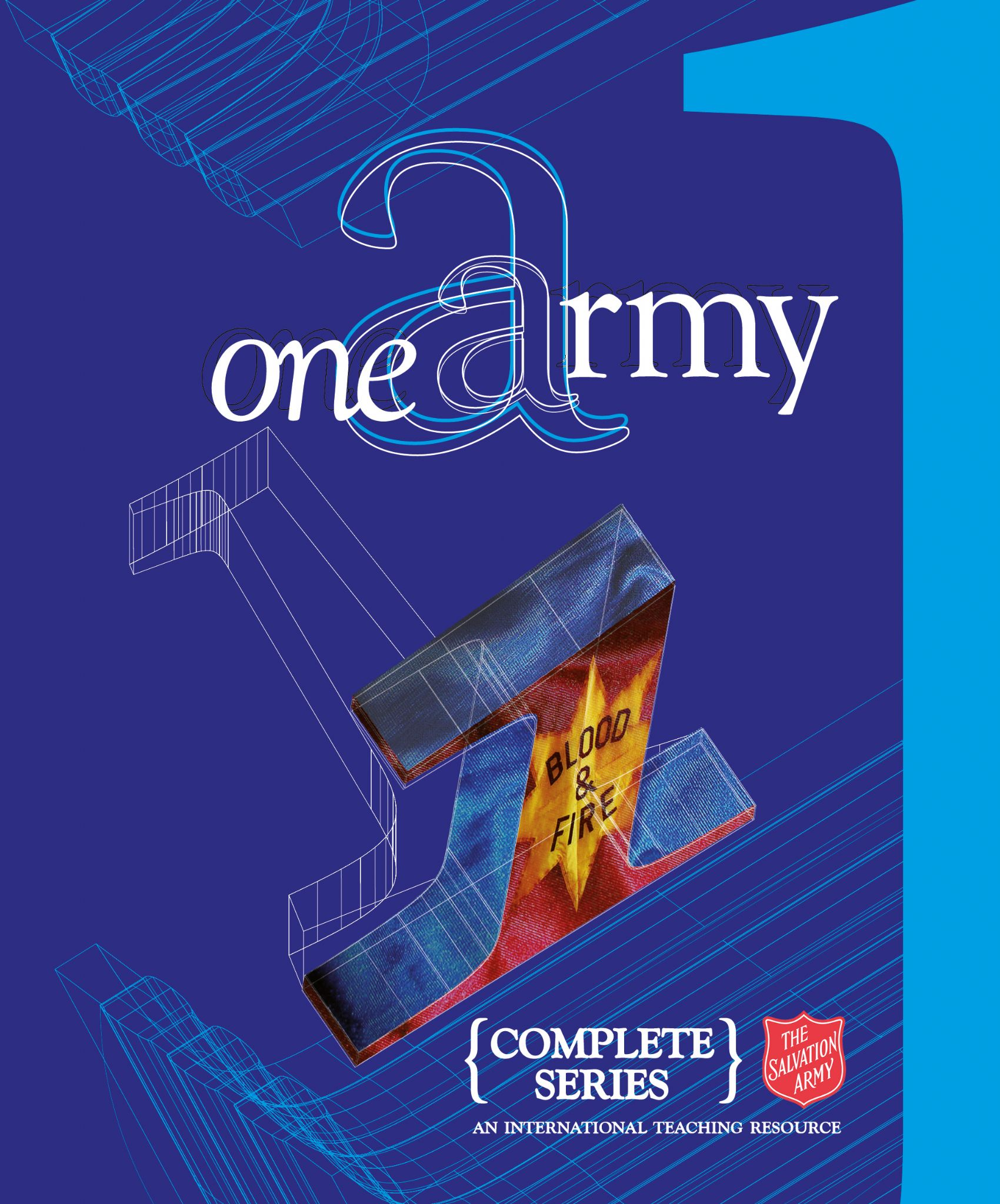 DVD/Book: One Army the Complete Series