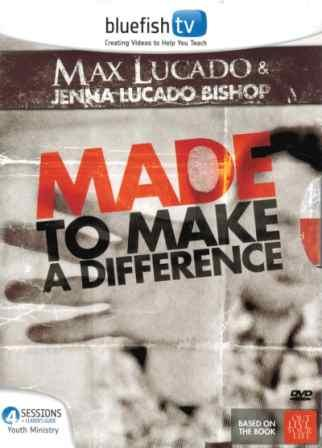 Made to make a Difference - 4 DVDs