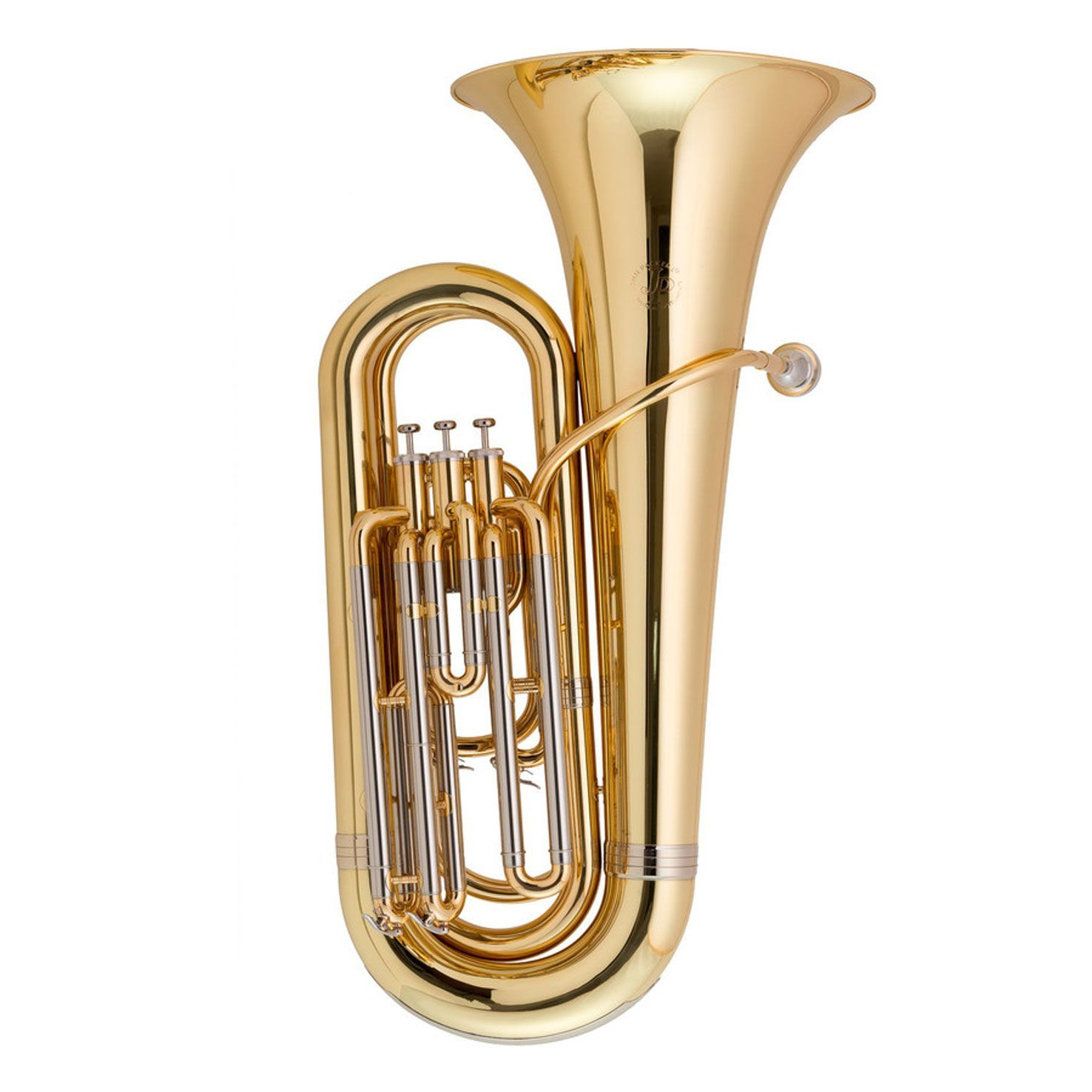 JP078 Bb Tuba - mini 3 valve