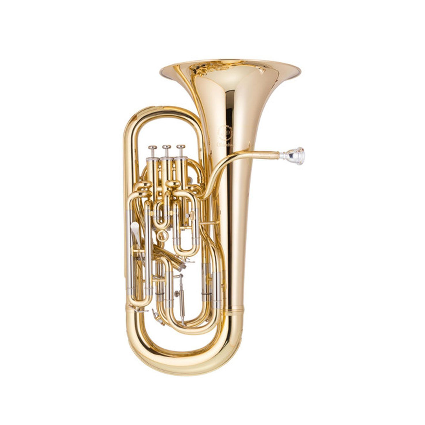 JP374 Stirling T Euphonium - JP Stirling with trigger