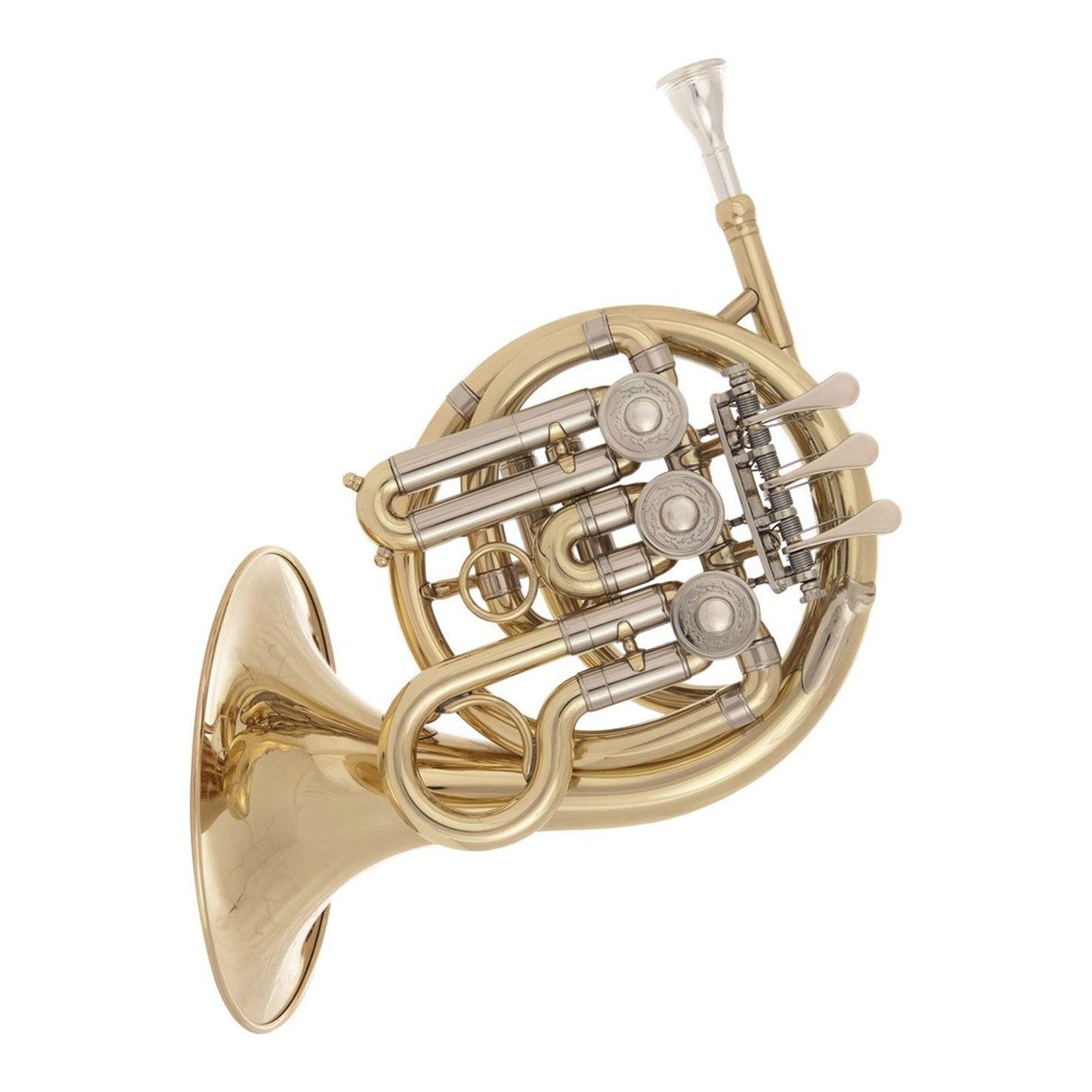 Wurzbach single bb french horn