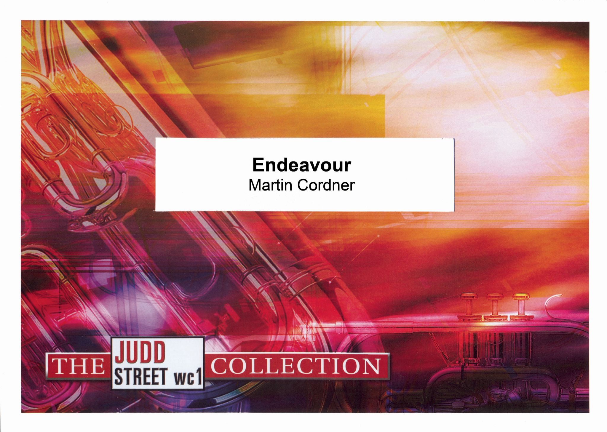 Judd: Endeavour