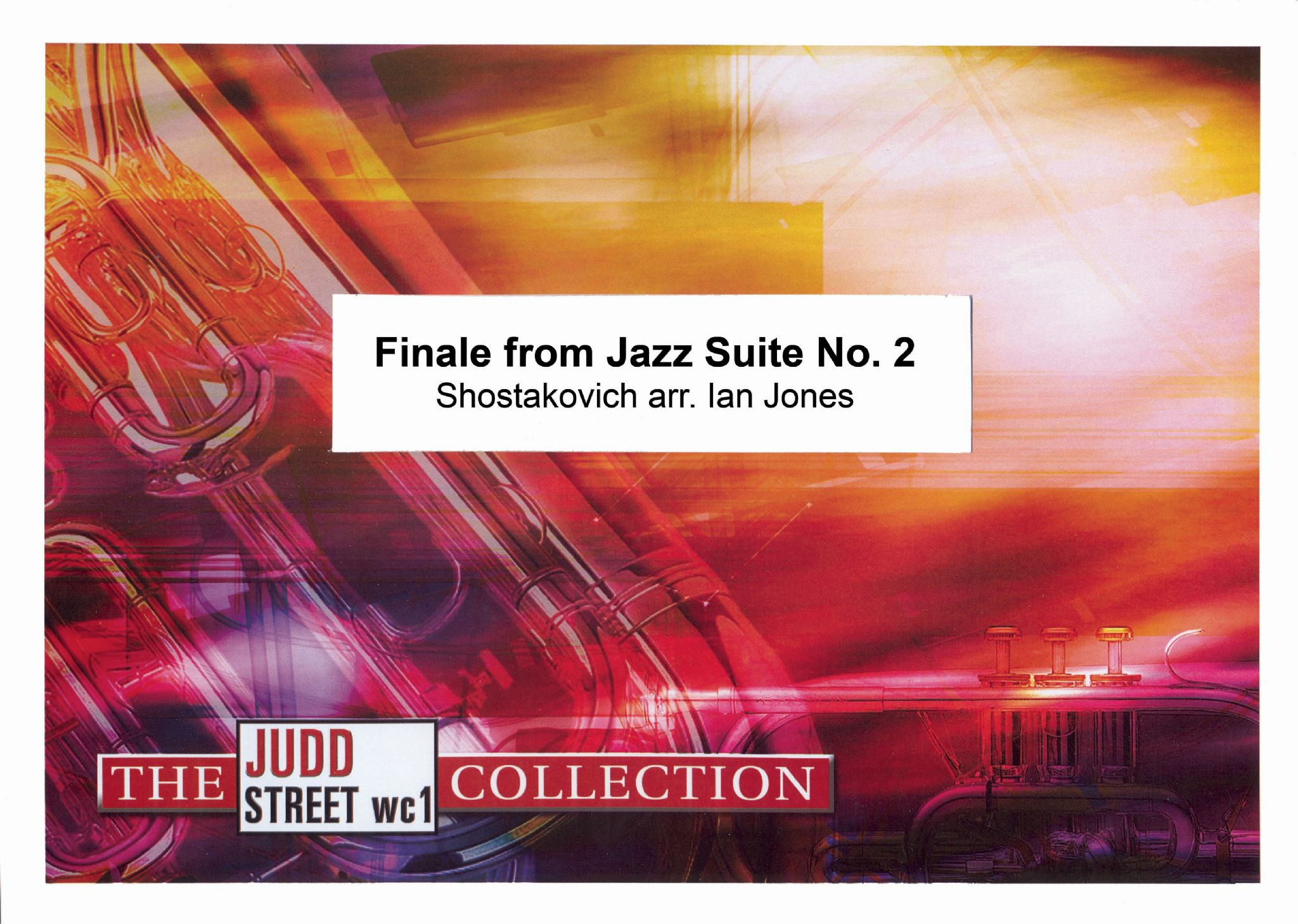 Judd: Finale from Jazz Suite No. 2
