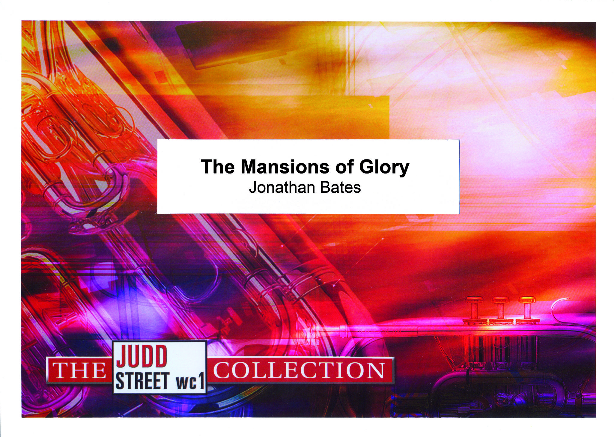 Judd: The Mansions of Glory - Jonathan Bates