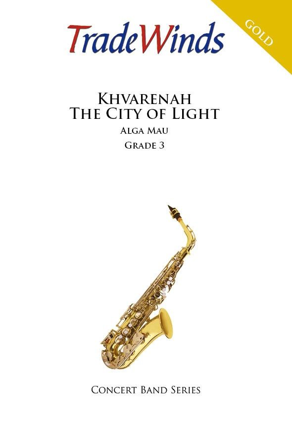 Khvarenah - The City of Light