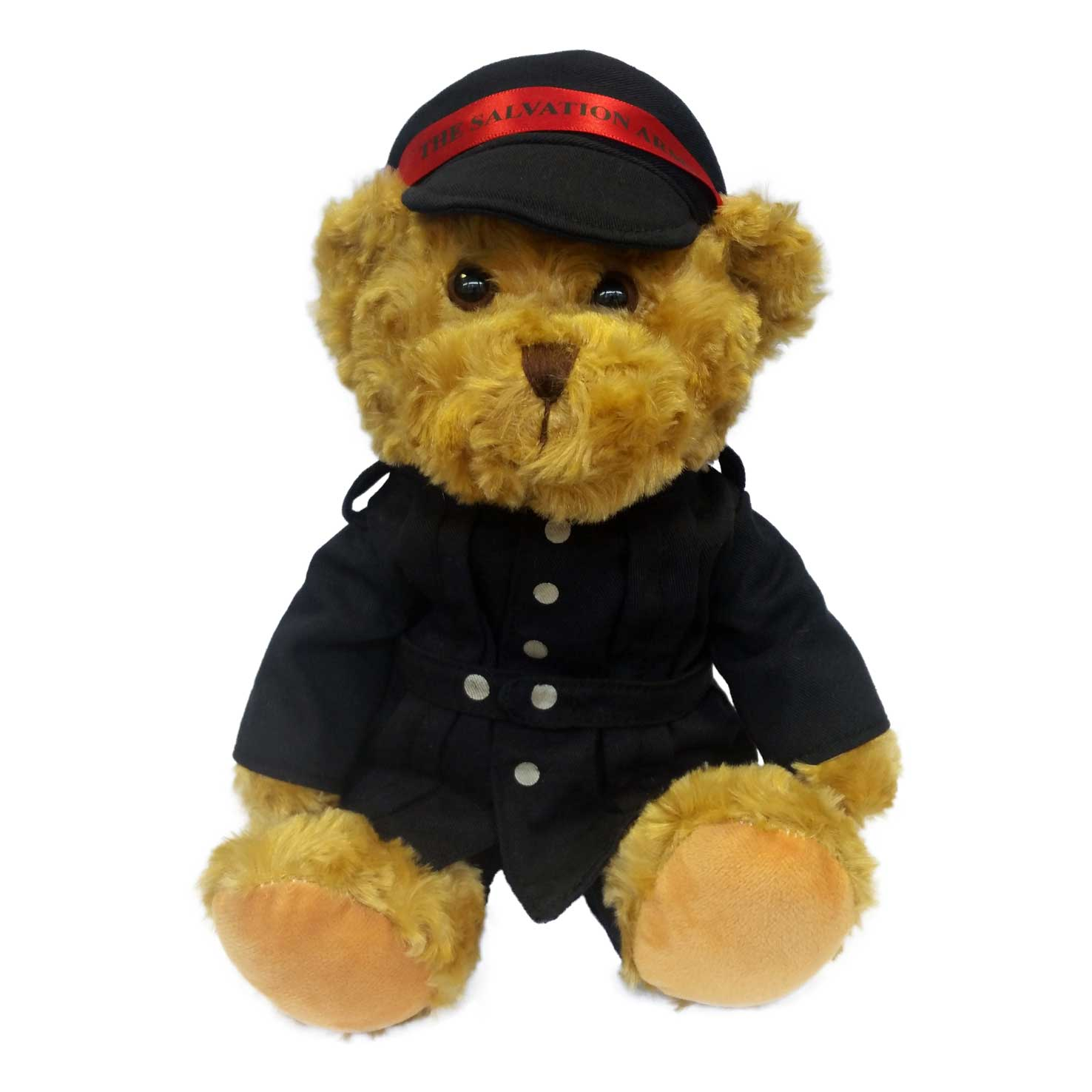 Limited Edition Victorian William Booth Bear