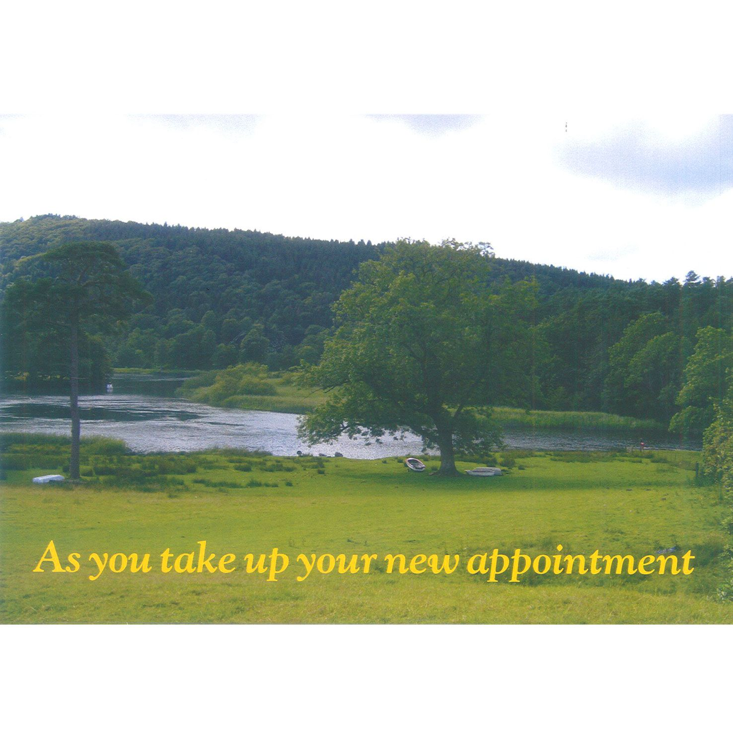 New Appointment Card - Lakeside