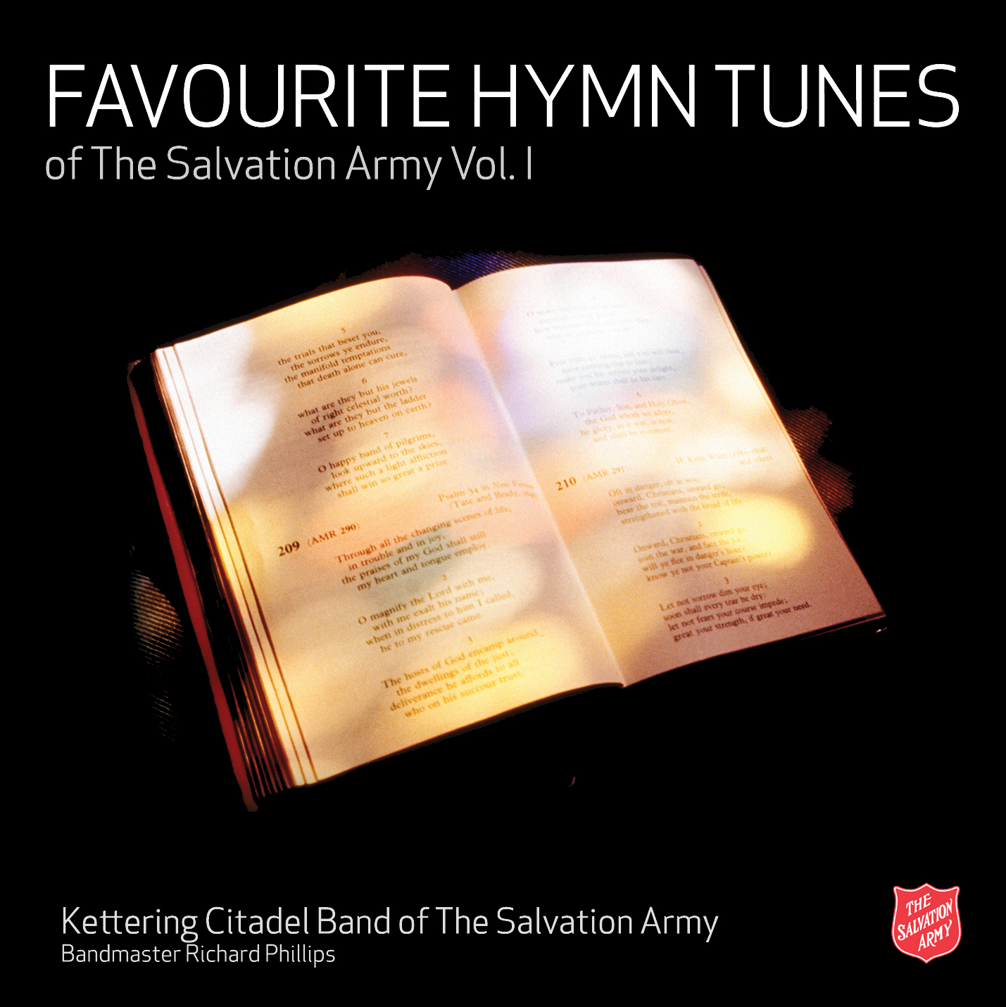 Favourite Hymn Tunes of The Salvation Army Vol. I - Download
