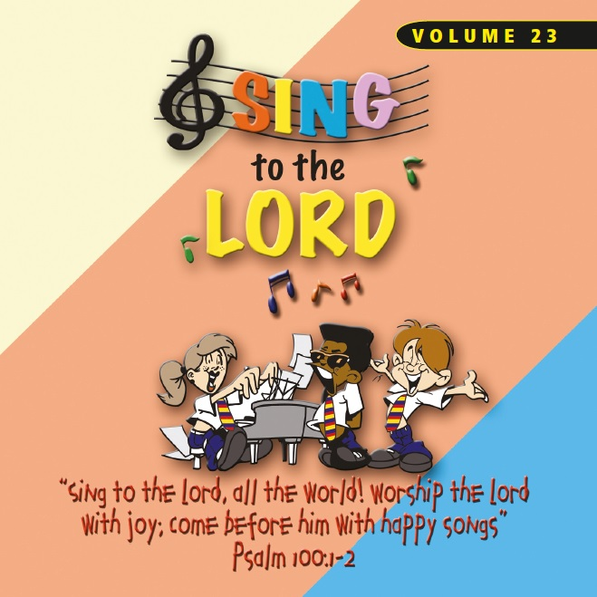 STTL Children's Voice Series Volume 23 - Download