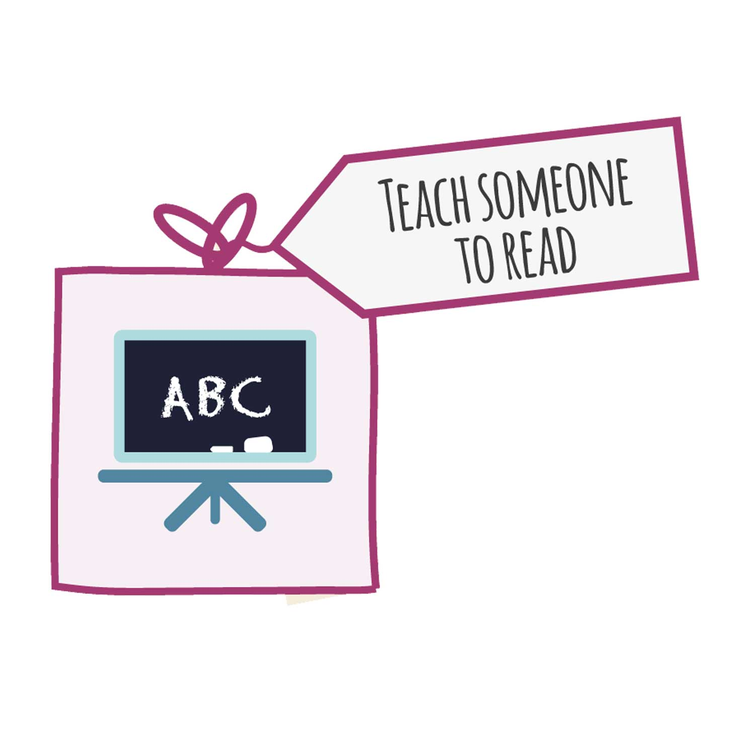 Teach Someone to Read