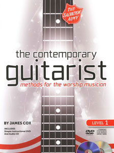 The Contemporary Guitarist - Methods for the Worship Musician Level 1