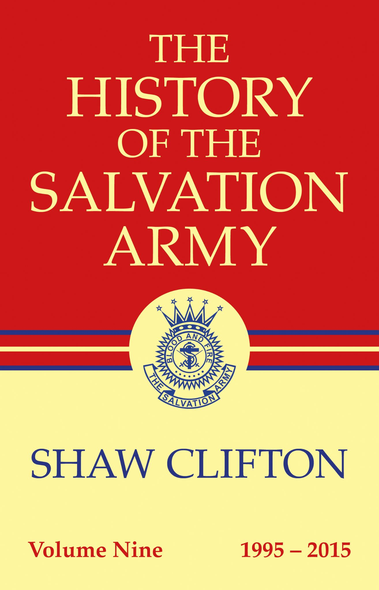 The History of the Salvation Army Vol. 9