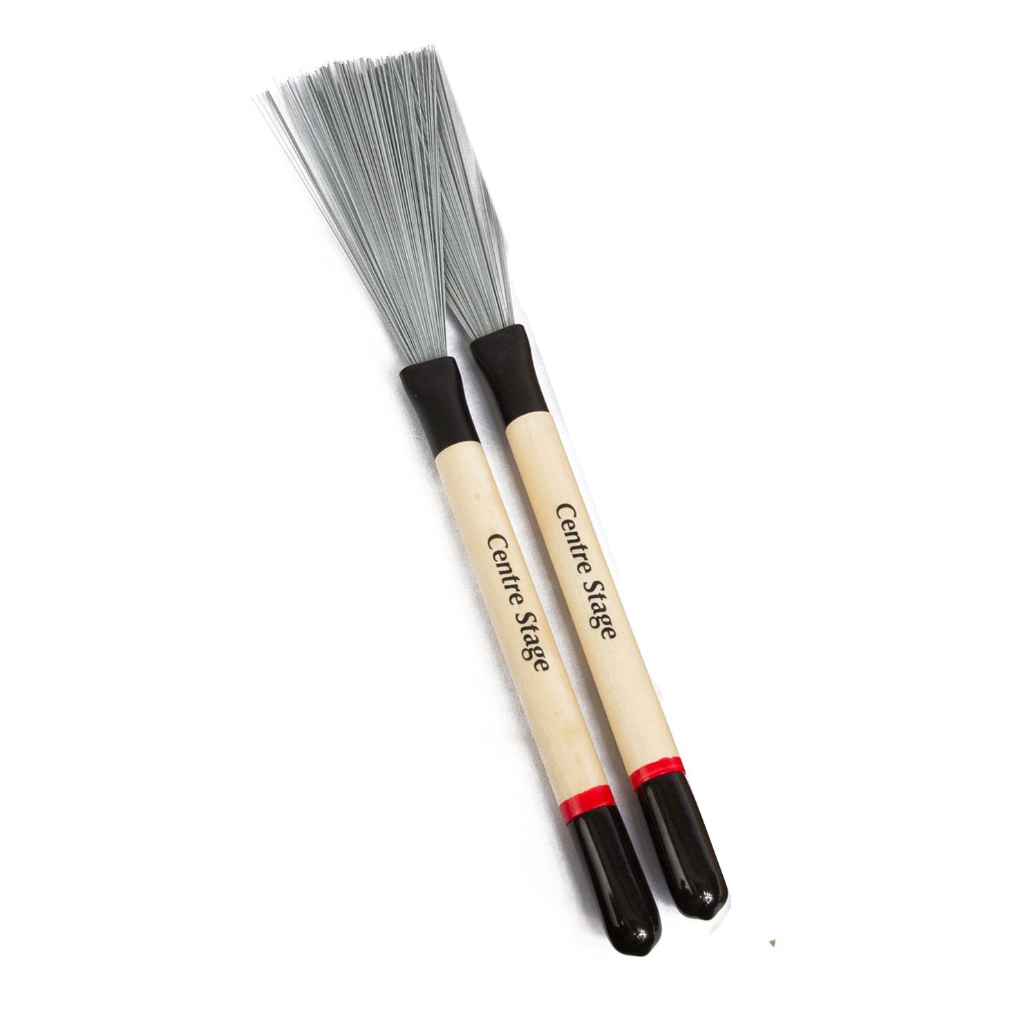 Wood Handled Brushes