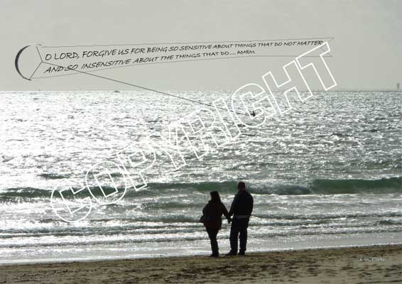 Word Photo: The Surfer Mounted Print