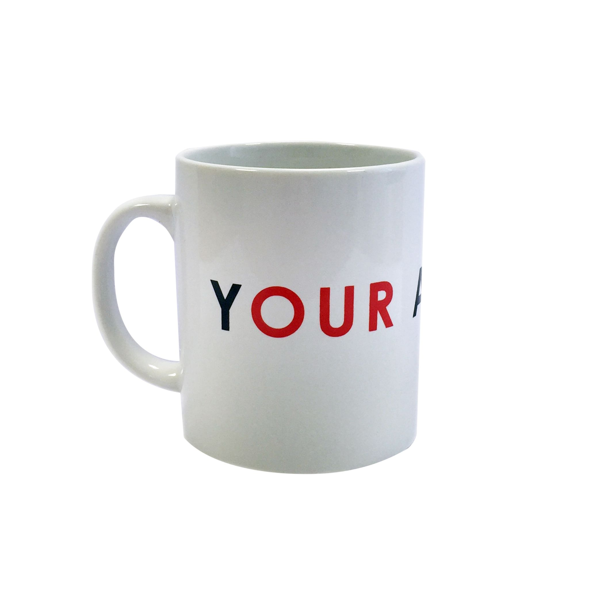 Your Army/Our Army Mug