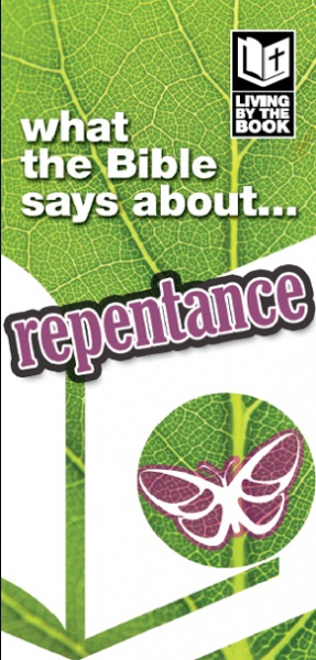 Living by the Book: Repentance (pk 5)