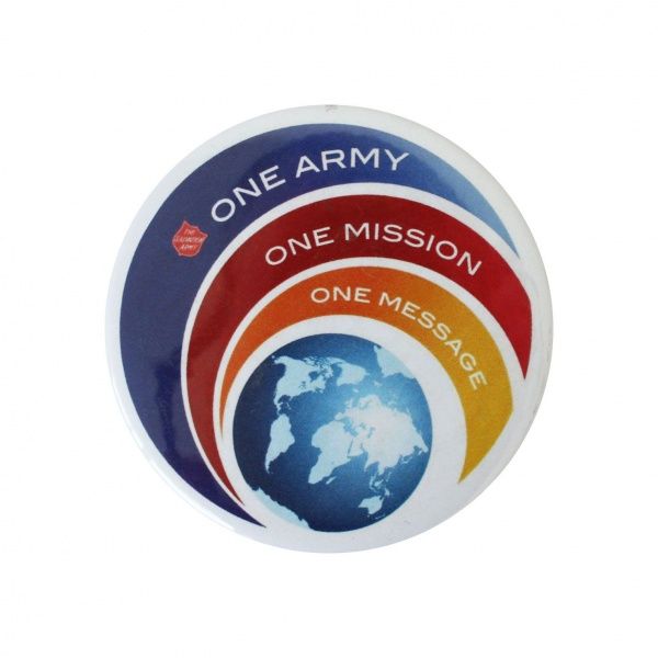 One Army Fridge Magnet