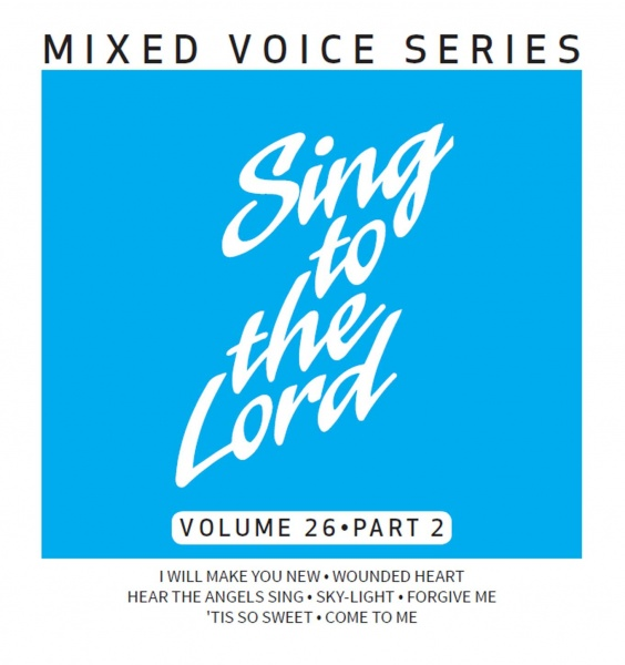 Sing to the Lord Volume 26 Part 2 - CD