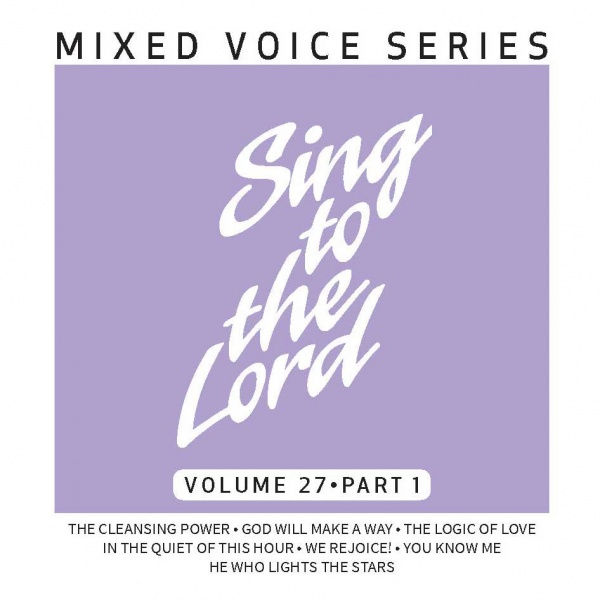 Sing to the Lord Volume 27 Part 1 - CD