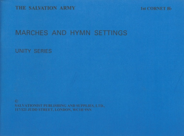 Unity Series Marches and Hymn Settings Band Parts