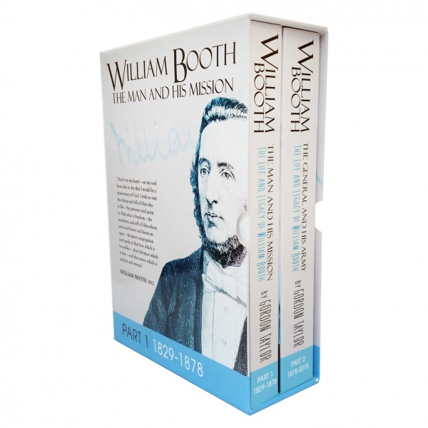 William Booth Limited Edition Box Set